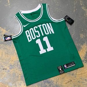 Nike Boston Celtics Irving Jersey 864461-321 Large